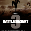 Trainor's next fight, Battle in the desert 3.