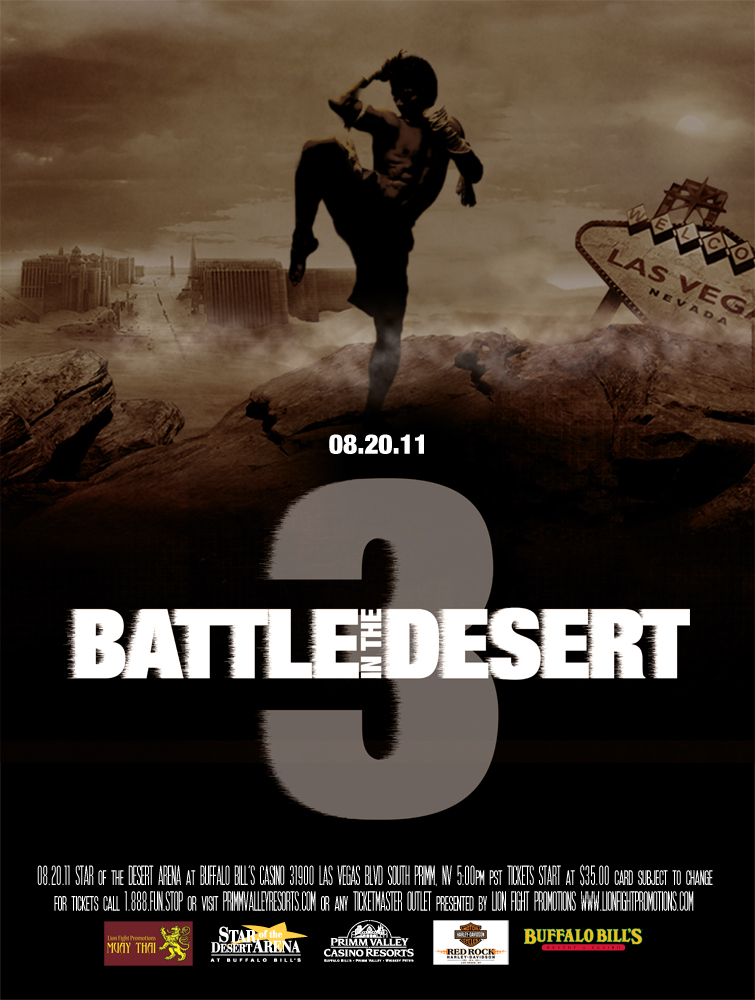 Battle in the Desert 3