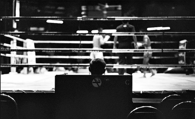 Muay Thai Scoring