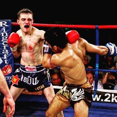 Damien Trainor vs. Rungravee